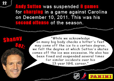 Hockey Headlines for April 1, 2012