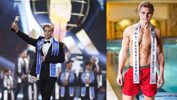 Mister Supranational 2019 es United States