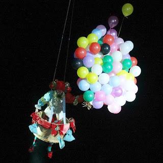 O Palhaço Suspenso (Jéber Costa) Simplesmente Natal, Canela
