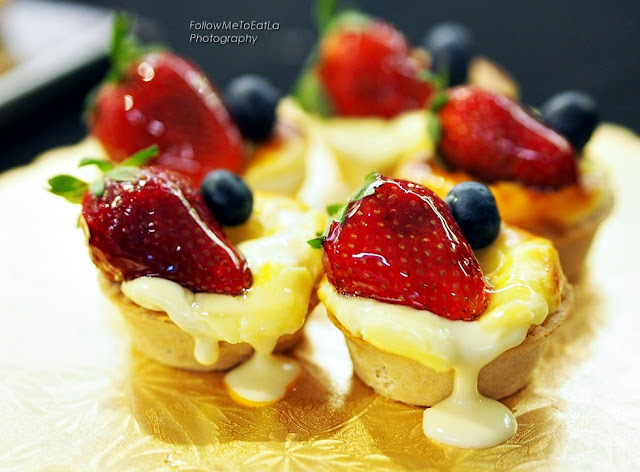 Irresistible & Mouthwatering Cheese Tarts
