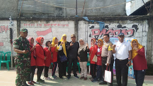 Tangerang CENGHAR Puskesmas Kunciran,Yang Sehat Menjadi Bugar Dan Yang Sakit Makin Terkontrol