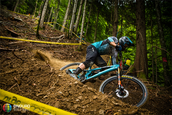 2015 Enduro World Series: Samoens, France - Results