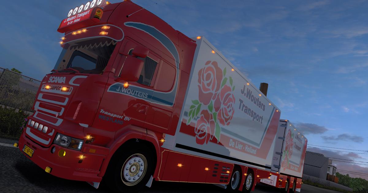 Jw Customs Euro Truck Simulator 2 Mod Store Firma