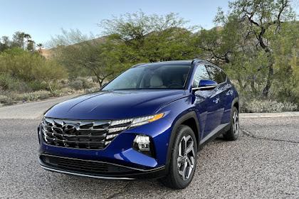 2022 Hyundai Tucson Review, Specs, Price