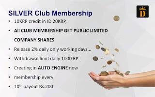 24 Mudra Silver Club Membership