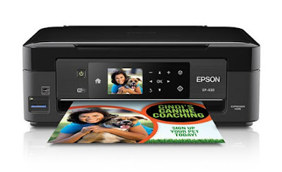 Epson XP-430 Review - Free Download Driver