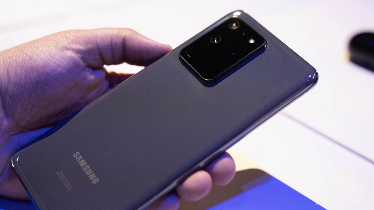 Samsung Galaxy S20 Hardware