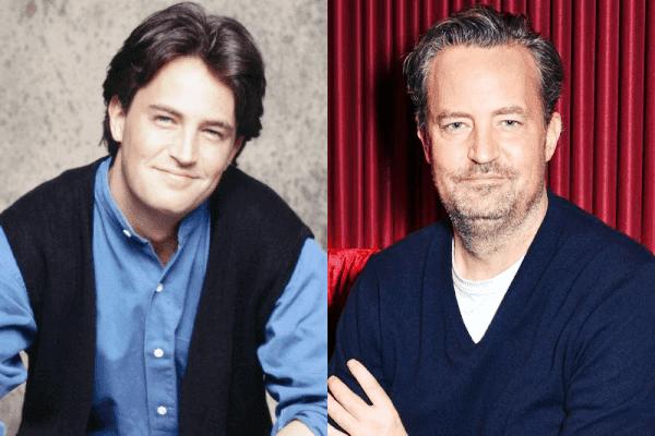 Matthew Perry - Chandler Bing Şimdiki Hâli