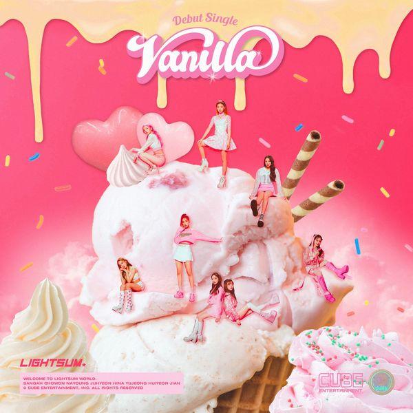 LIGHTSUM – Vanilla – Single