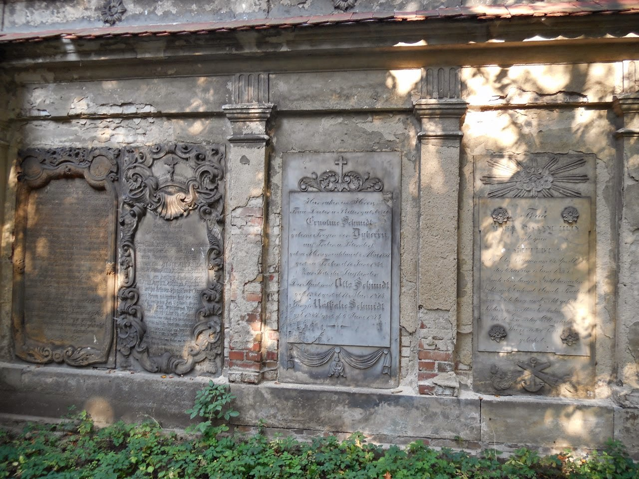 Wschowa dba o cmentarz ewangelicki.