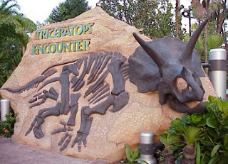 Triceratops Encounter to be Demolished at Universal Islands Of Adventure