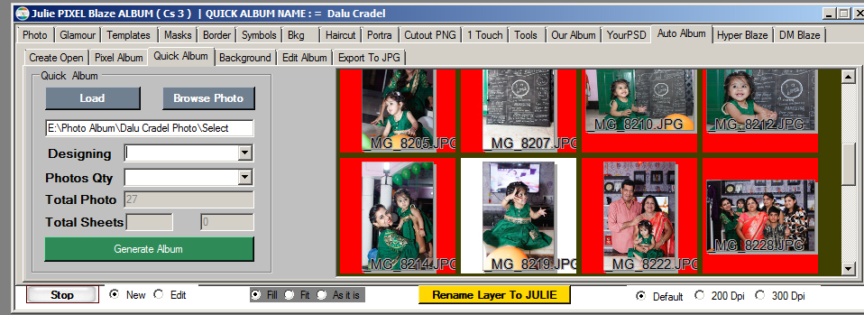 Juliepixelblaze Bc Creation The Ultimate Photo Album Design
