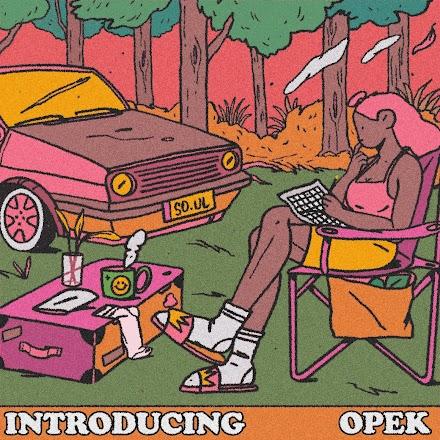 OPEK - INTRODUCING | Beattape Albumtipp aus Dortmund