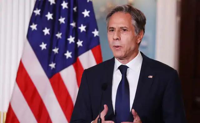 US will assess Pakistan ties over Afghanistan's future : Blinken says