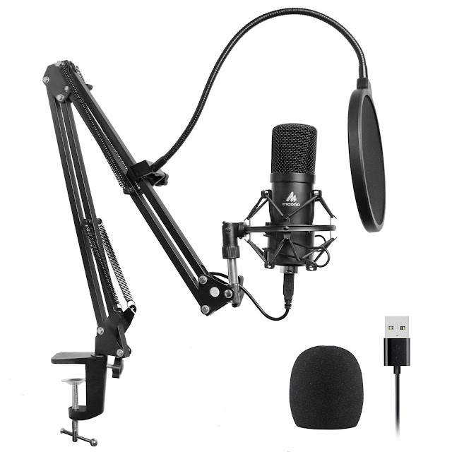 Best Cheap Microphone For YouTube In India 2019
