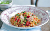 Ρύζι με τόνο - by https://syntages-faghtwn.blogspot.gr