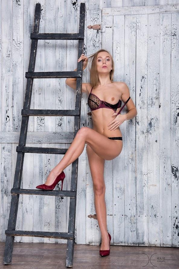 [Heal-Fit] Aislin - Sexy Ladder