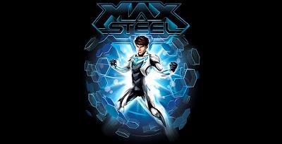 Max Steel Animated Reboot 2013
