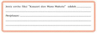 cerita fiksi Kasuari dan Dara Makota www.simplenews.me