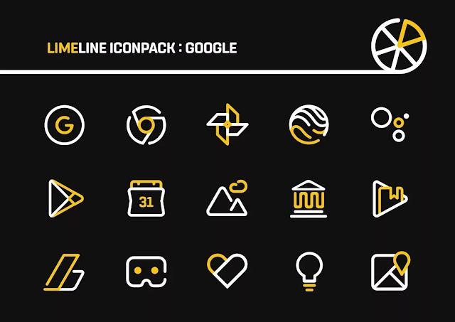 linex icon pack latest apk