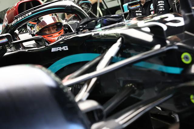 2020 Sakhir Grand Prix, Friday – Steve Etherington