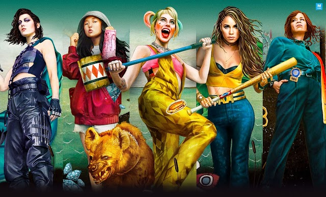 Birds Of Prey Full Movie Download Dual Audio 720P With English Subtitles