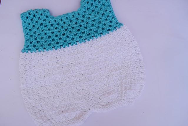 3 - Crochet Imagen Pantalones para canesú vintage a crochet y ganchillo Majovel Crocher facil sencillo DIY paso a paso