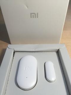 MyVlog Fotos - Original Xiaomi Smart Door and Windows Sensor - White