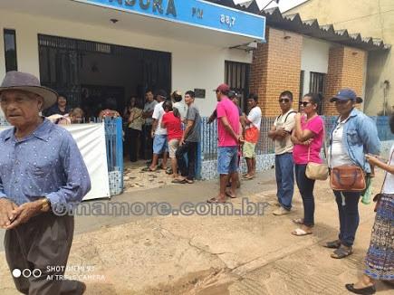 Bolivianos residentes em Guajará-Mirim participam do pleito eleitoral que terá segundo turno