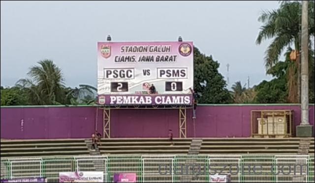 "PSGC Tunggu Keajaiban, Menang dari PSMS Medan, Peluang Lolos ""Selesai"""