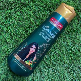 kesh-king-anti-hairfall-shampoo-review