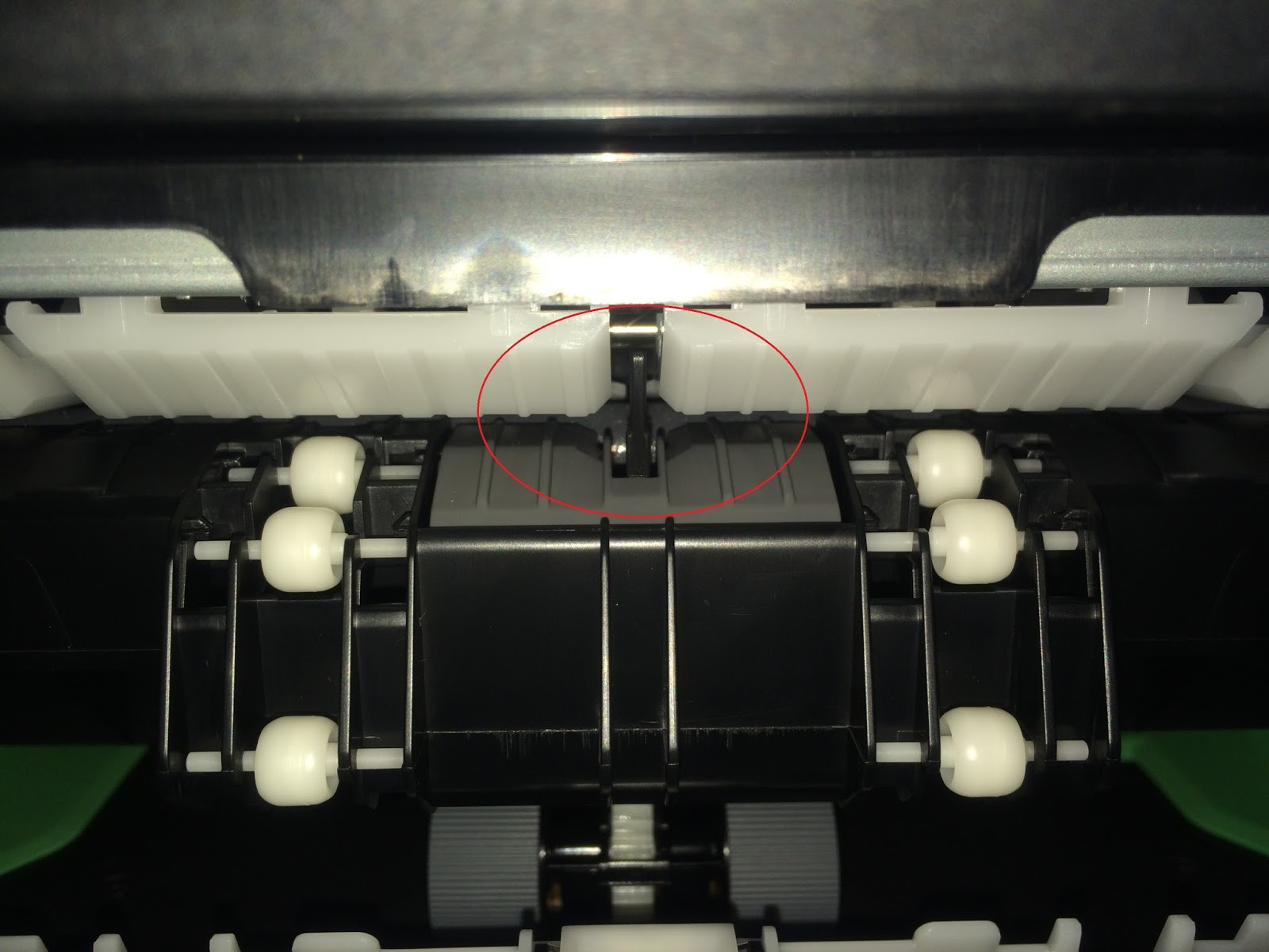 How to Fix Paper Jam Type Printer Brother Mfc, Dcf and Ink Tank