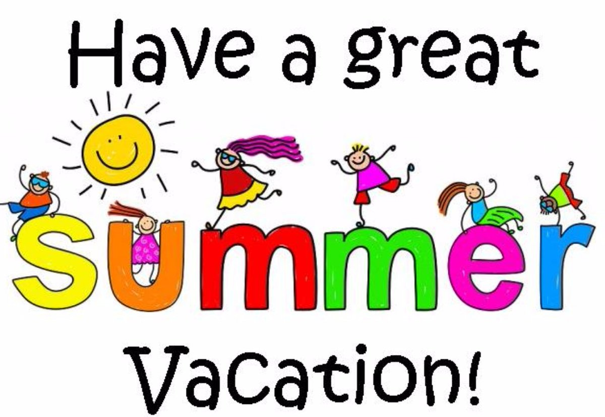 FogarNews: Have a great summer vacation!
