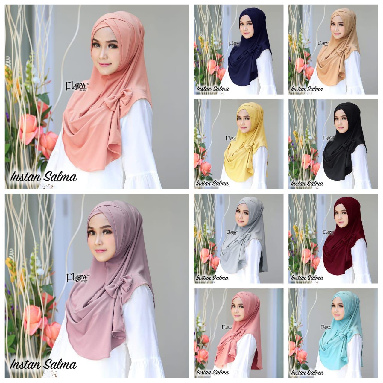 Siria Salma By Flow Melody Fashion Jilba