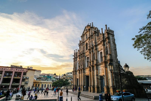 24-hour schedule to explore Macau for family