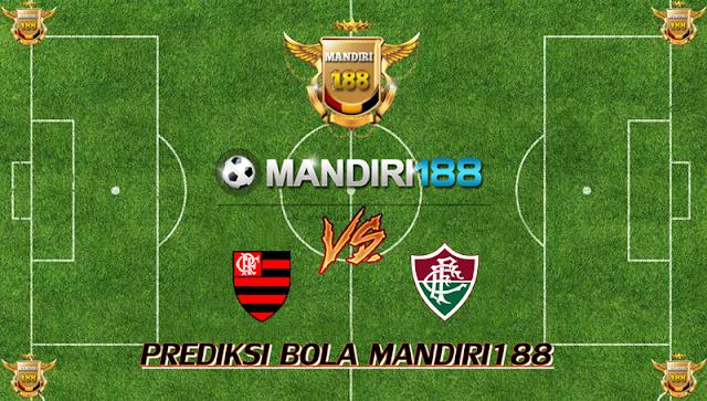 AGEN BOLA - Prediksi Flamengo vs Fluminense 13 Oktober 2017