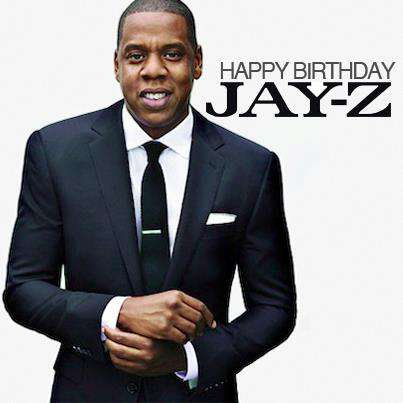 Jay-Z's Birthday Wishes Images