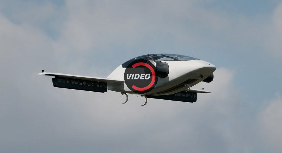 Lilium's electric flying taxi has its first successful test flight