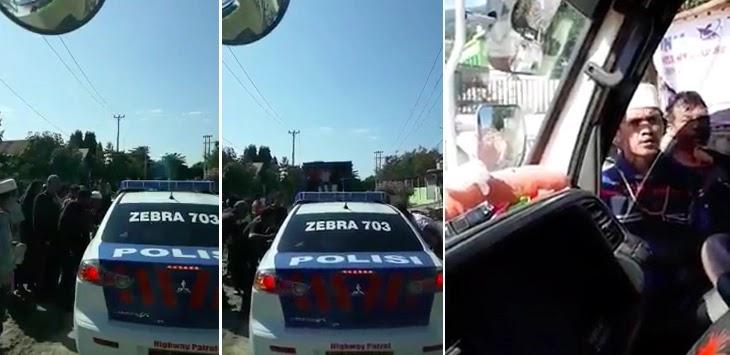 Mobil Polisi Dihadang, Bantuan Gempa Palu Dijarah: Kami Semua Menangis