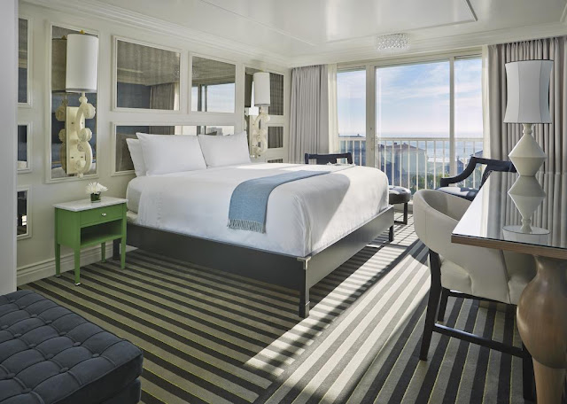 Viceroy Santa Monica fuses classic sophistication with chic, contemporary accents to create a thoroughly modern & luxurious Santa Monica boutique hotel.