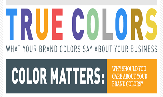 What Your Brand Colors Say About Your Business