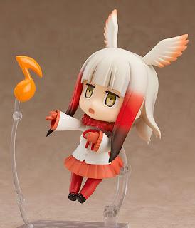 """Nendoroid Toki de la serie """"Kemono Friends"""" - Good Smile Company"""