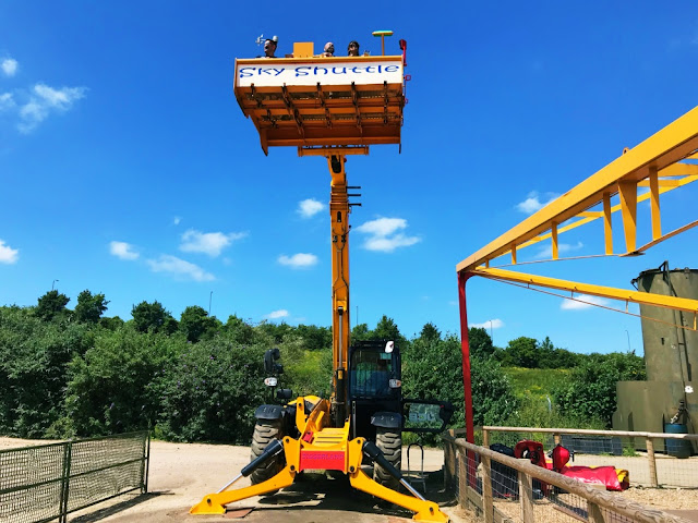 Diggerland Theme Park UK
