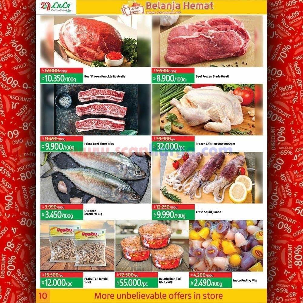 Katalog Promo LULU Supermarket 17 - 30 September 2020 10