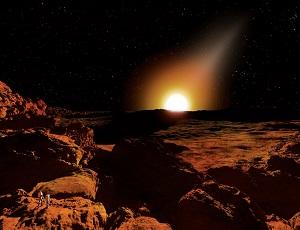 Wow, Inilah 8 Keajaiban yang Dimiliki Tata Surya Mercury Sunrise