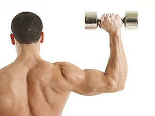 Entrenamiento gimnasio ganar masa muscular