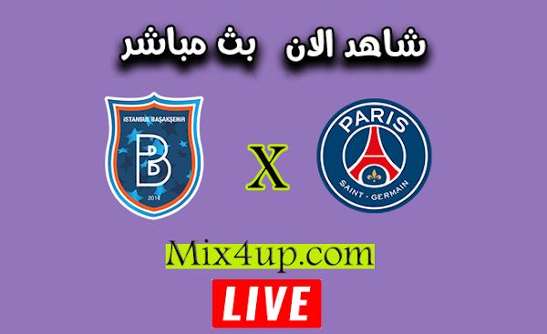 نتيجة مباراة باريس سان جيرمان وباشاك شهير اليوم بتاريخ 28-10-2020 في دوري أبطال أوروبا