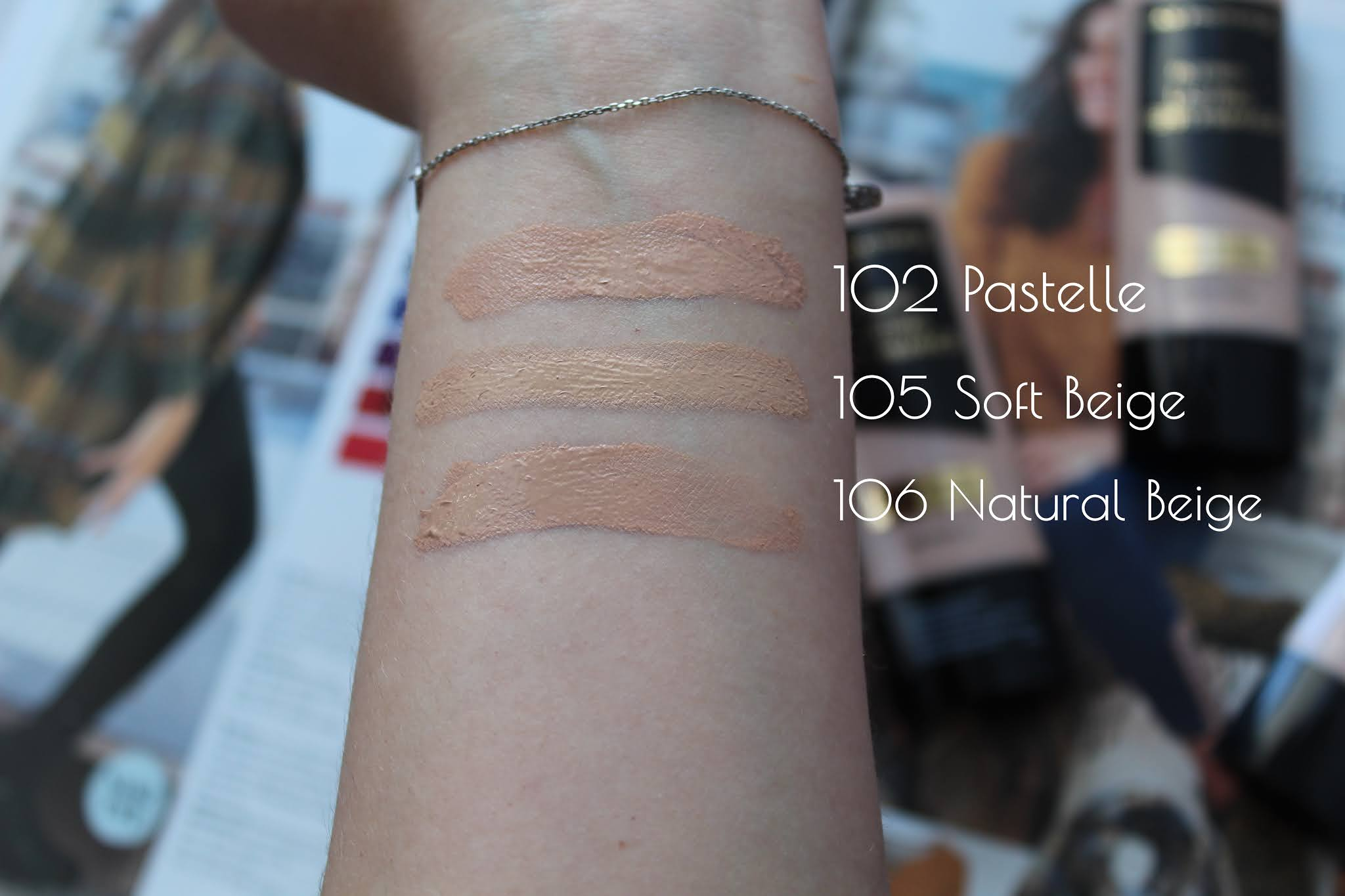 Max Factor podkład FaceFinity Lasting Performance