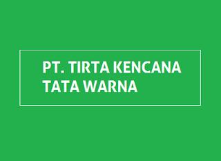 PT. Tirtakencana Tatawarna