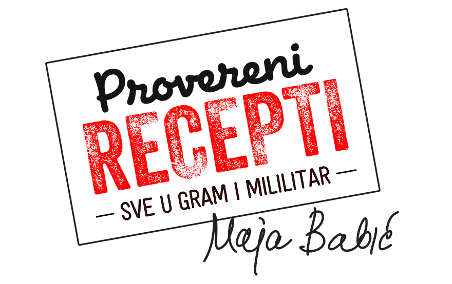 Provereni recepti by Maja Babić